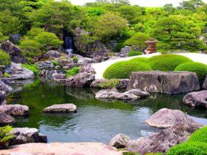 Сад-музей Адачи, Япония